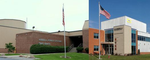 Hubbell Arrester Testing Sites