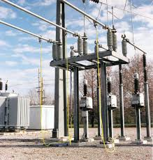 Substation Ground Set